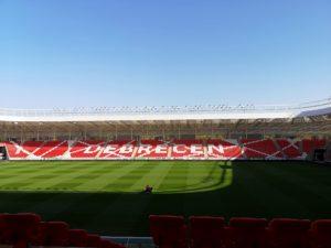 Debreceni Stadion Büfé lezáró redőny-min